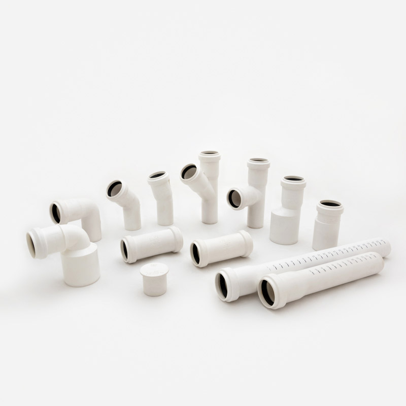 White Push Fit Fittings