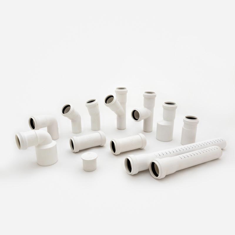 اتصالات پوشفیت سفید
